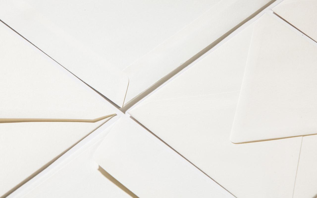 Briefumschlag Ausführungen
