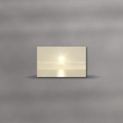 Trauerkarten, einzeln, Horizont