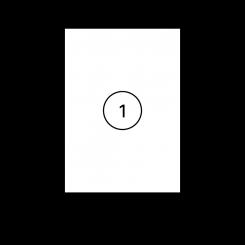 MAYSPIES® LC Polyester Etiketten