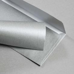 Silberne Briefumschläge, DL
