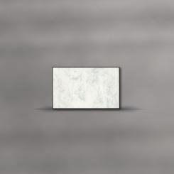 Trauerkarten, einzeln, Marmor, 2 mm  Fein gerändert