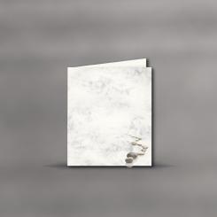 Trauerbogen Marmor, Steine