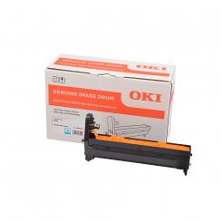 OKI C610 - Bildtrommel Cyan für 20.000 Seiten