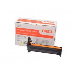OKI C610 - Bildtrommel Yellow für 20.000 Seiten