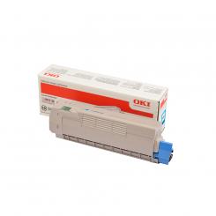 OKI C610 - Toner Cyan für bis zu 6.000 Seiten