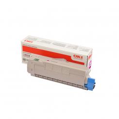 OKI C612 - Toner Magenta für bis zu 6.000 Seiten