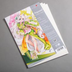 Luma Aquarell Papier DIN A3