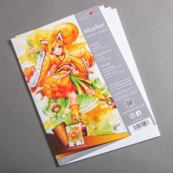 Luma Marker Papier DIN A3