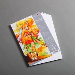 Luma Marker Papier DIN A5