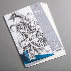 Luma Skizzen Papier DIN A3