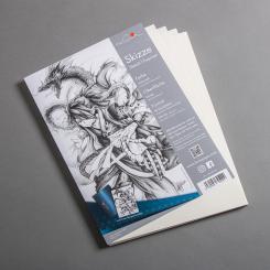 Luma Skizzen Papier DIN A4